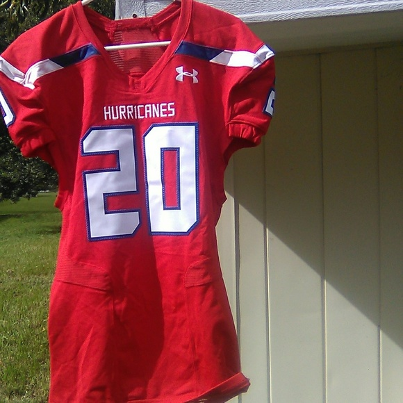 Authentic Under Armour Football Jersey